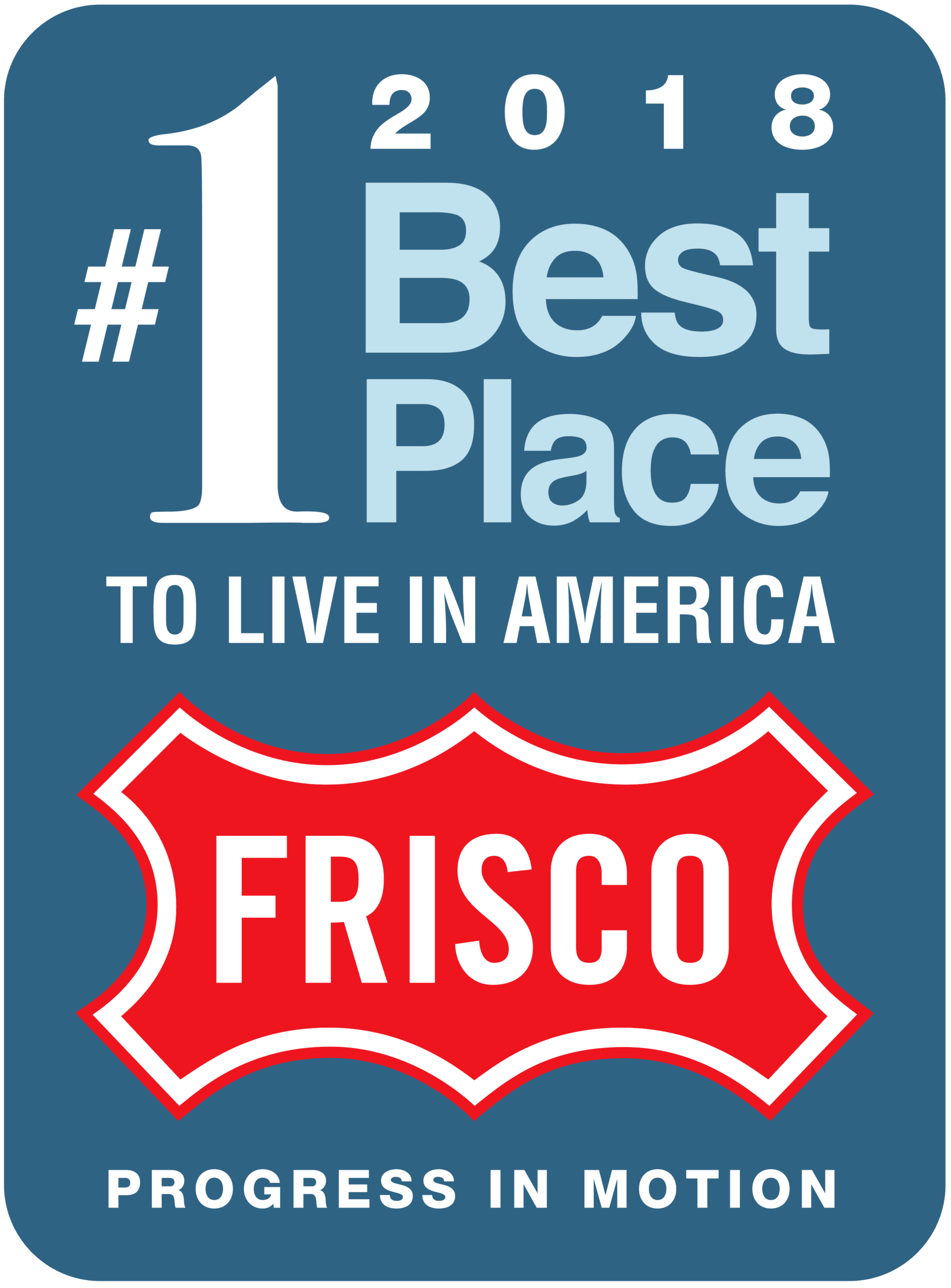 2018 Best Places to Live Logo
